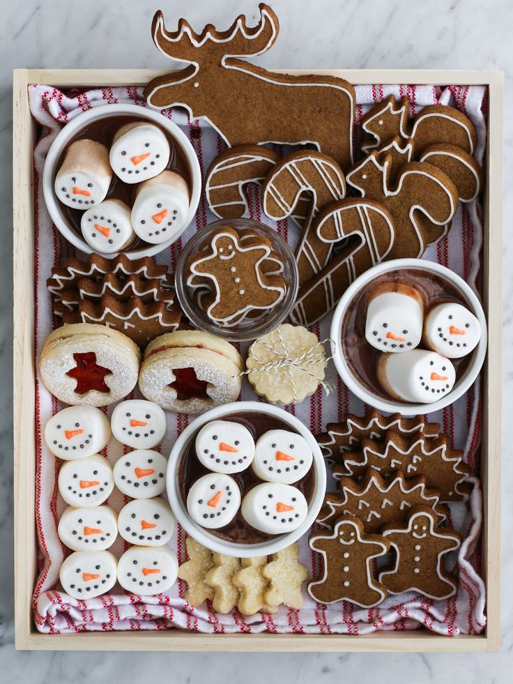 Speculoos Cookies & Hot Cocoa | Constellation Inspiration