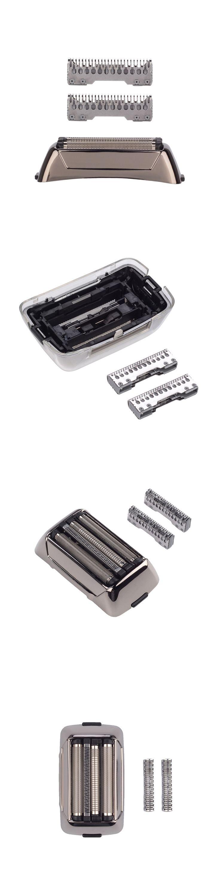 Kemei KM-5568 Shaver Blade Head Razor Blade Shaving Men Replacement Shaver Razor Head Reciprocating Electric Trimmer Blade
