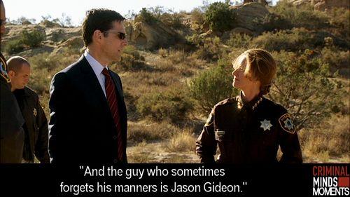 Criminal Minds Moments