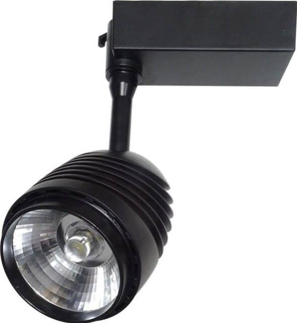 Intr-un showroom sau la un targ de prezentare, SPOTUL LED MAGAZIN 30W este solutia perfecta, oferind o lumina puternica si concentrata, cu un consum redus de energie. Acesta este disponibil cu lumina alba rece.