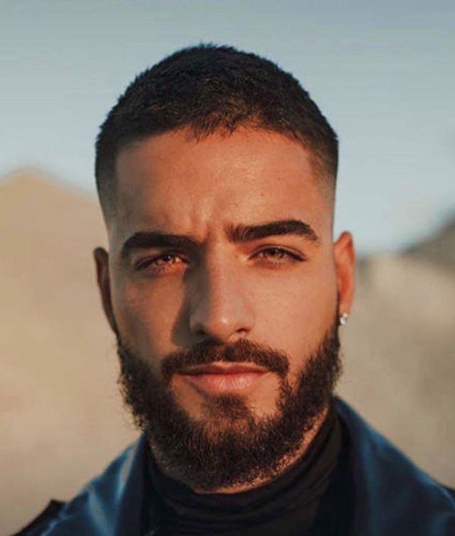 Photo De Maluma In 2020 Hair And Beard Styles Beautiful Men Faces Mens Haircuts Short