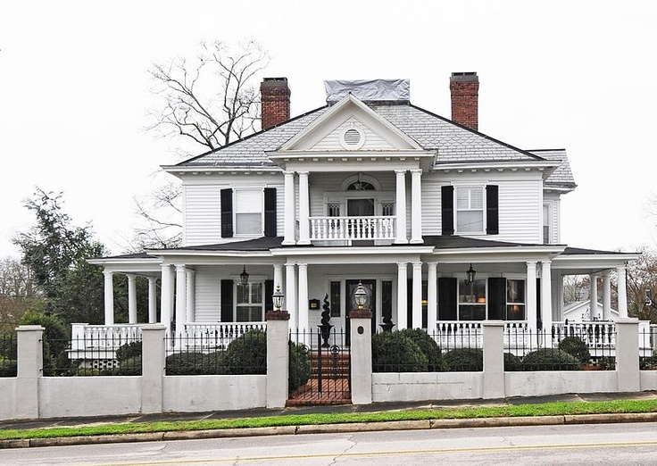 Mills House ~ Fort Mill, South Carolina