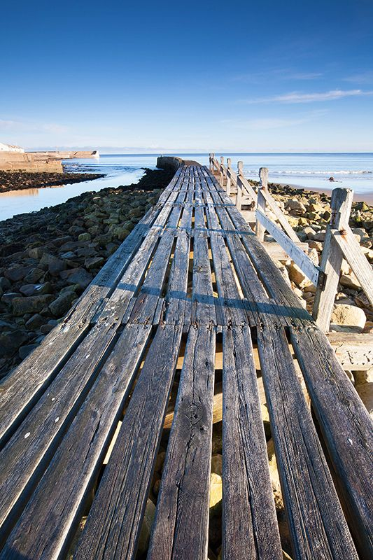 The old pier, Lossiemouth
