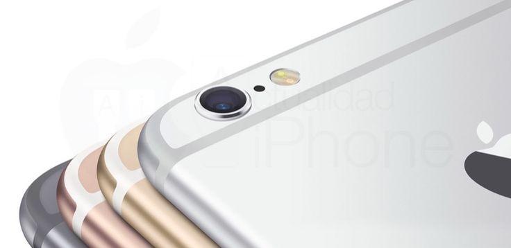 iPhone 6s llegará en oro rosado y no habrá pantalla de zafiro - http://www.actualidadiphone.com/iphone-6s-llegara-en-oro-rosado/