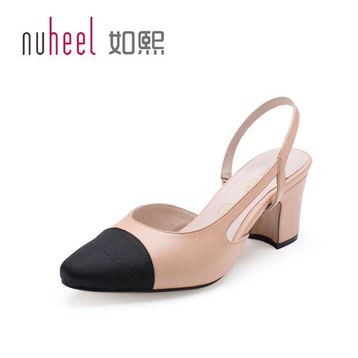 New G nstige fr hling nuheel High Heels Sandalen dame Pumps Beige schwarz Schuhe sexy Frauen party schuhe Hochzeit schuhe freies verschiffen