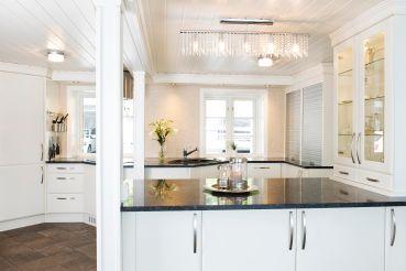 Benkeplate Granitt: Steel Grey. Kjøp den hos Naturstein Montering AS, 3531 Krokkleiva