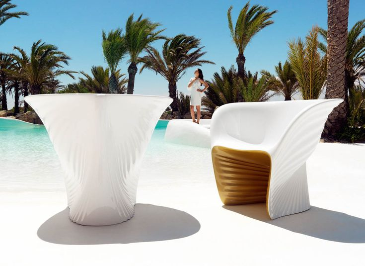 Biophilia collection, outdoor furniture