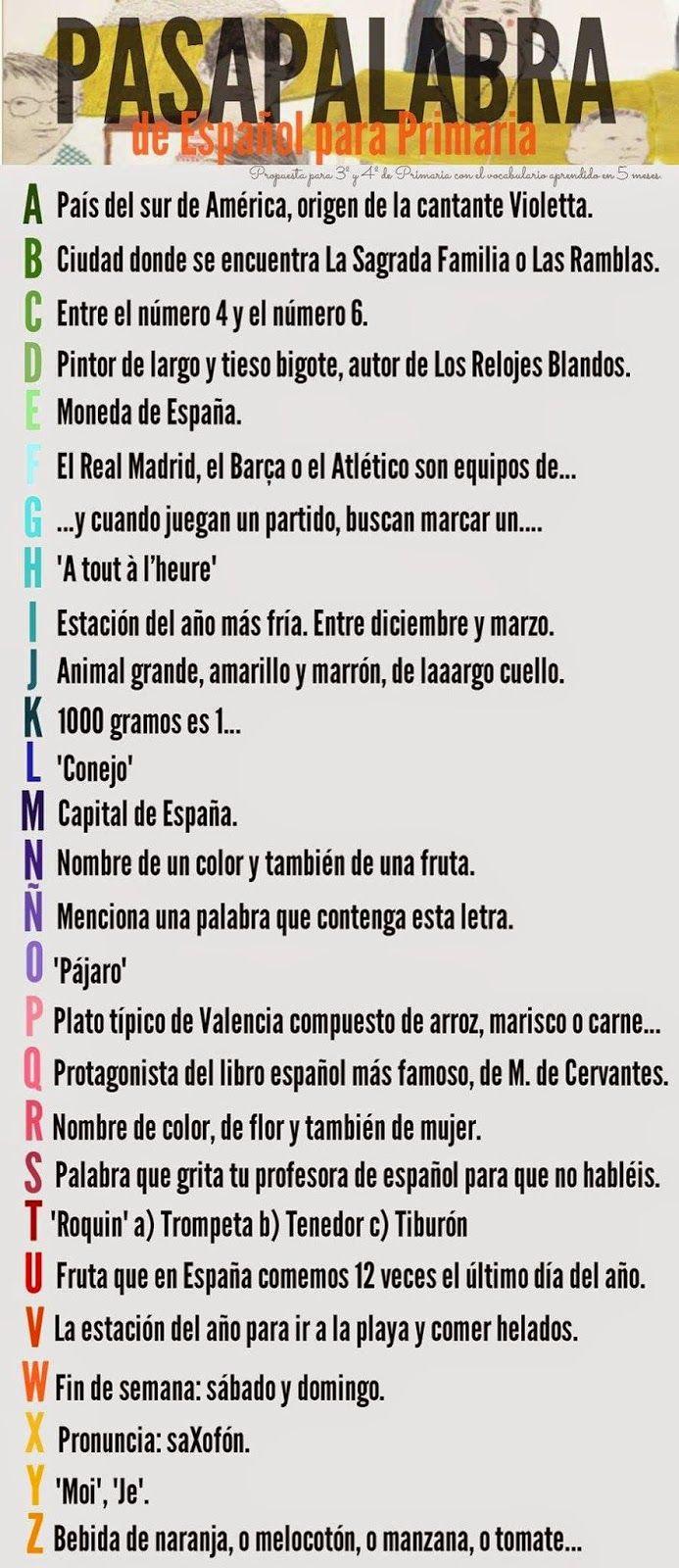 Ya sabéis que si por mis alumnos fuera, la hora semanal que tienen de Español consistiría en traducir canciones de Violetta (que algunas...