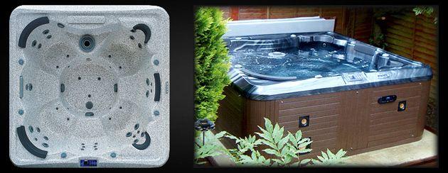 Venus 54   Astro Spas Hot Tubs   Happy Hot Tubs