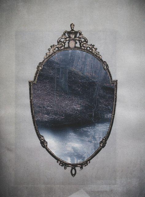 Mirror mirror on the wall apartamento pinterest for Miroir wallpaper
