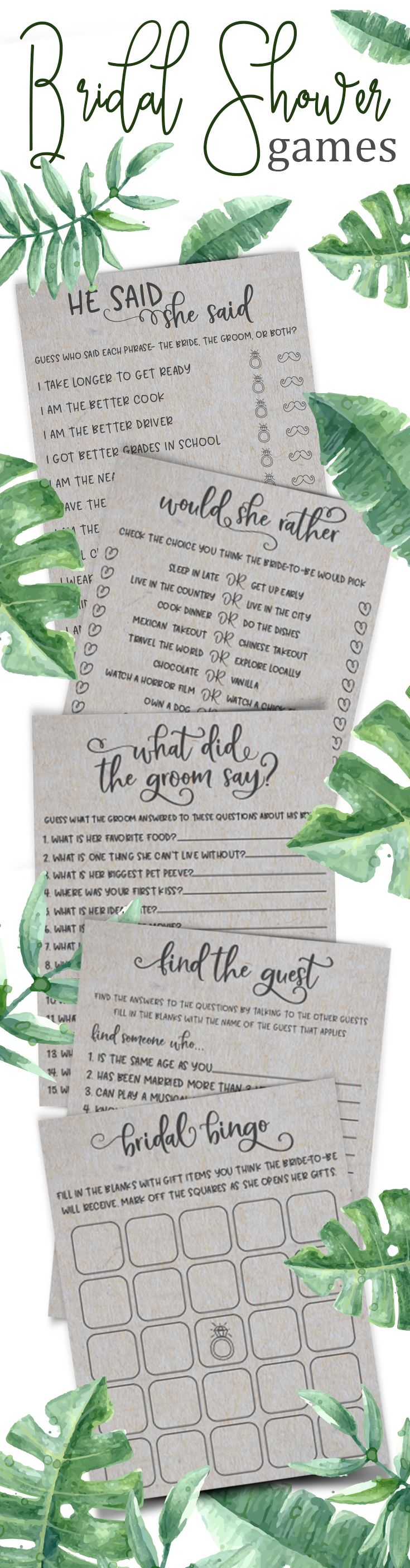 free printable bridal shower games how well do you know the bride%0A bridal shower ideas  bridal shower games  bridal shower decorations  bridal  shower  bridal