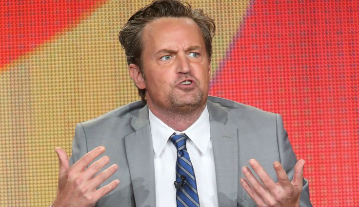 Drugs Caused Matthew Perry To Lose Three Years Of 'Friends' Memories