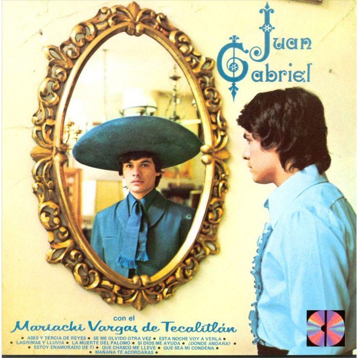 Juan Gabriel - Juan Gabriel con el Mariachi Vargas de Tecalitlan (CD)