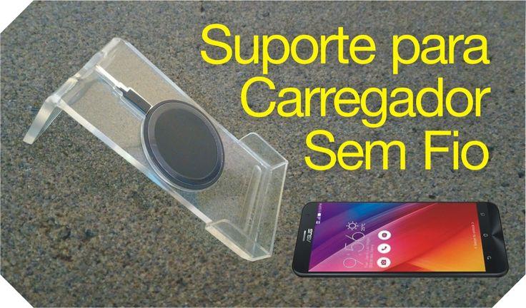 Zenfone 2 - Suporte Para Carregador Sem Fio