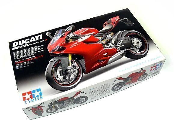 Tamiya Motorcycle Model 1 12 motorbike Ducati 1199 Panigale s Scale Hobby 14129   eBay