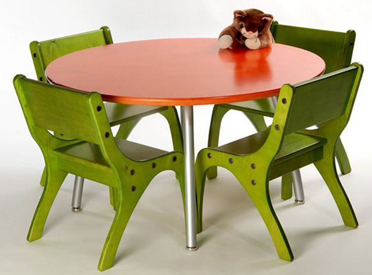 35 best Kids Table and Chair Sets images on Pinterest | Child desk ...