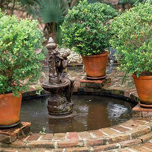 Victorian Appeal for Your Fountain