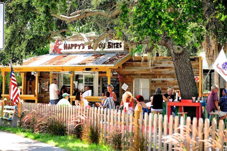 Happy's Bayou Bites 5080, 431 Skinner Blvd, Dunedin, FL