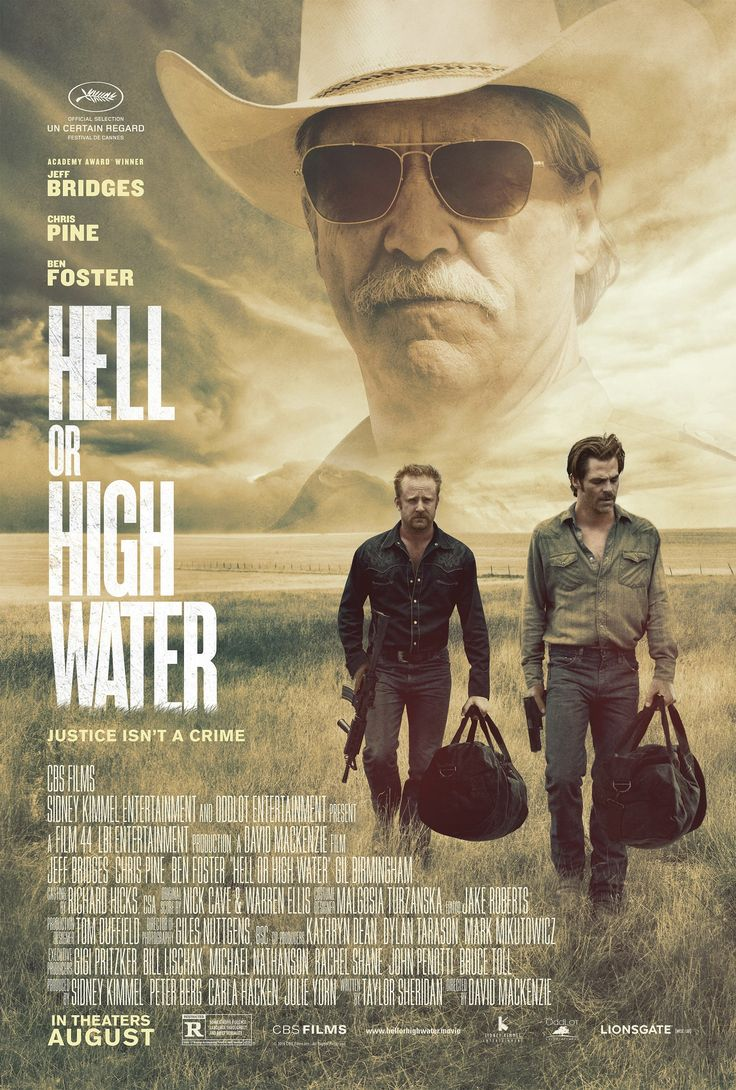 hell or high water 102min 2016