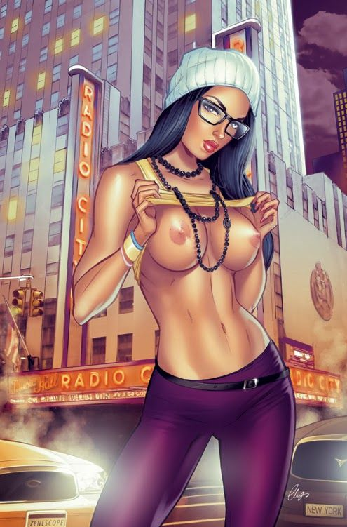 dara the virgin nudes
