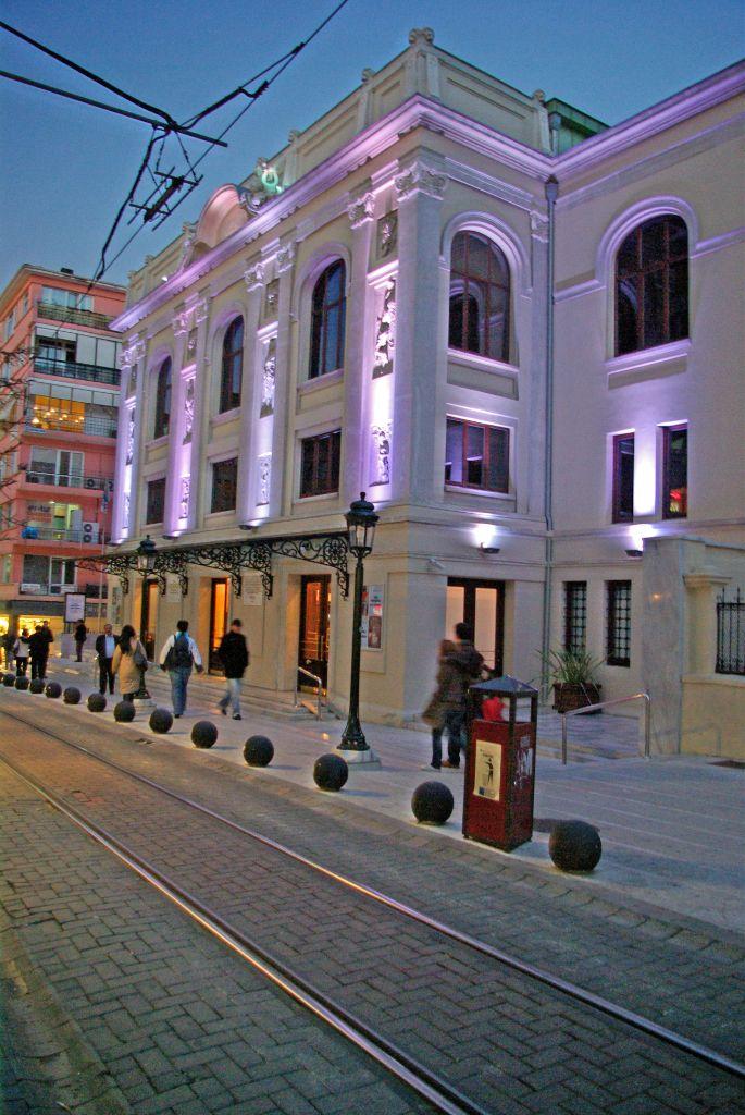 Sureyya Opera house, Kadikoy, Istanbul, pentax k10d