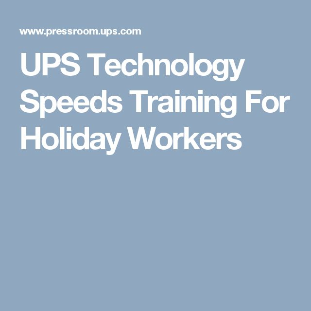 20 best UPS Part-Time, Hourly \ Seasonal Jobs images on Pinterest - ups package handler resume