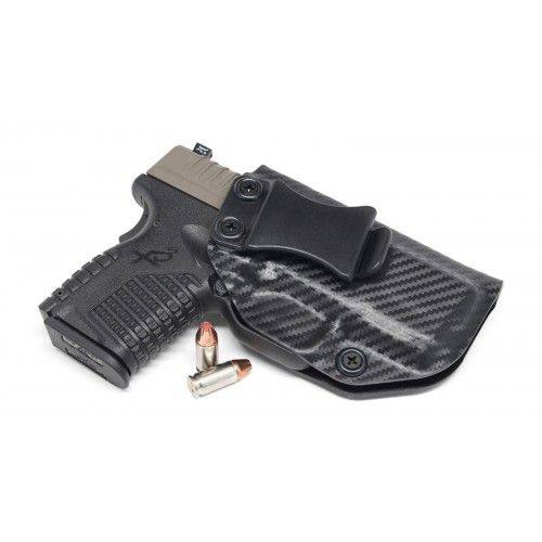 """Concealment Express XDSCF IWB kydex holster Springfield XDS 9MM/40SW/45ACP 3"""""""