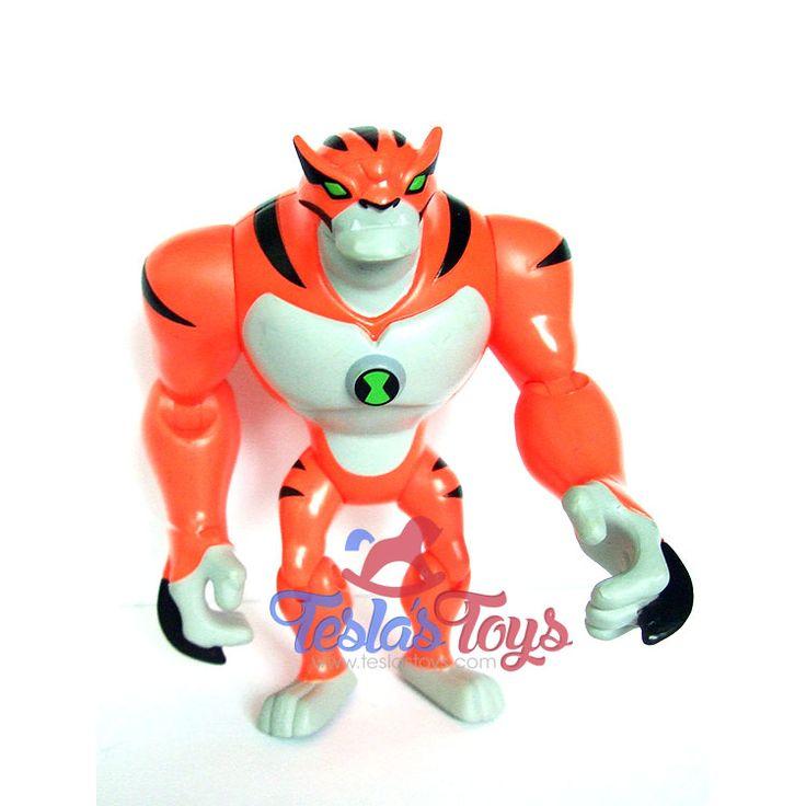 Ben 10 Ultimate Alien Action Figure - Rath (Loose), 15.99  #actionfigure #ben10 #ben10ultimatealien #rath