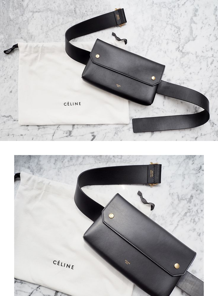 CELINE BUM BAG Clothing, Shoes & Jewelry - Women - women's belts - http://amzn.to/2kwF6LI