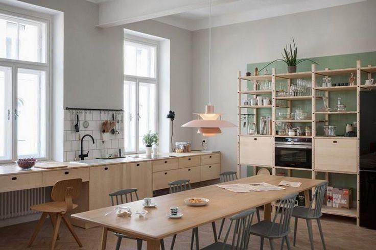 [BY 디아티스트매거진] 오스트리아 비엔나에 위치한 96m²(29평) 크기의 아파트가 저렴한 비용으로 아...