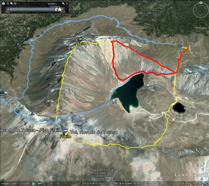 Nevado de Toluca. Xinantécatl. :: Carbono Catorce