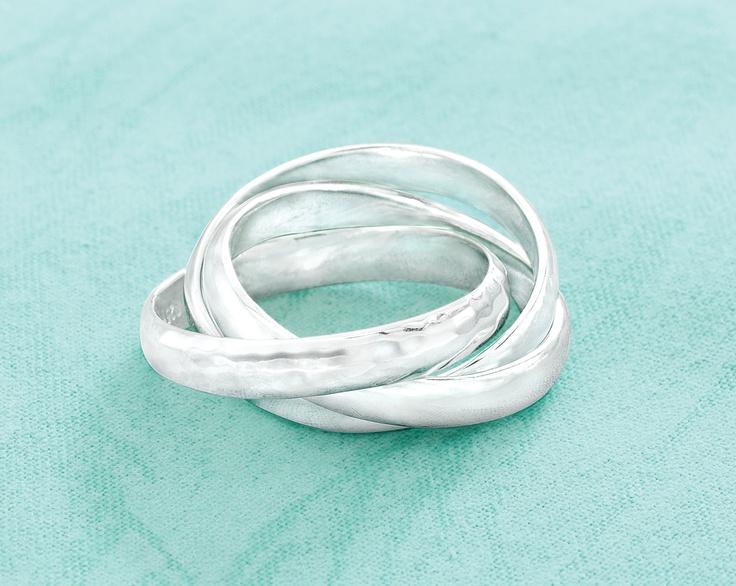 Summer style calls for summer silver: SHOWTIME RING Shop US: www.Silpada.com /// Shop Canada: www.Silpada.Ca #SilpadaStyle #SummerSilver