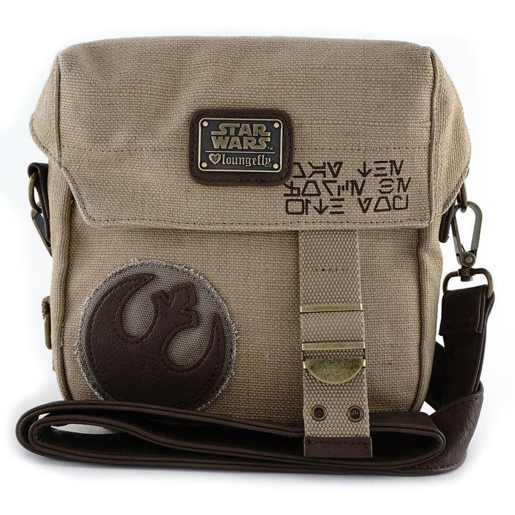 cc91716de83e Loungefly x Star Wars Rebel Convertible Crossbody Waist Bag - Bags - Star  Wars -