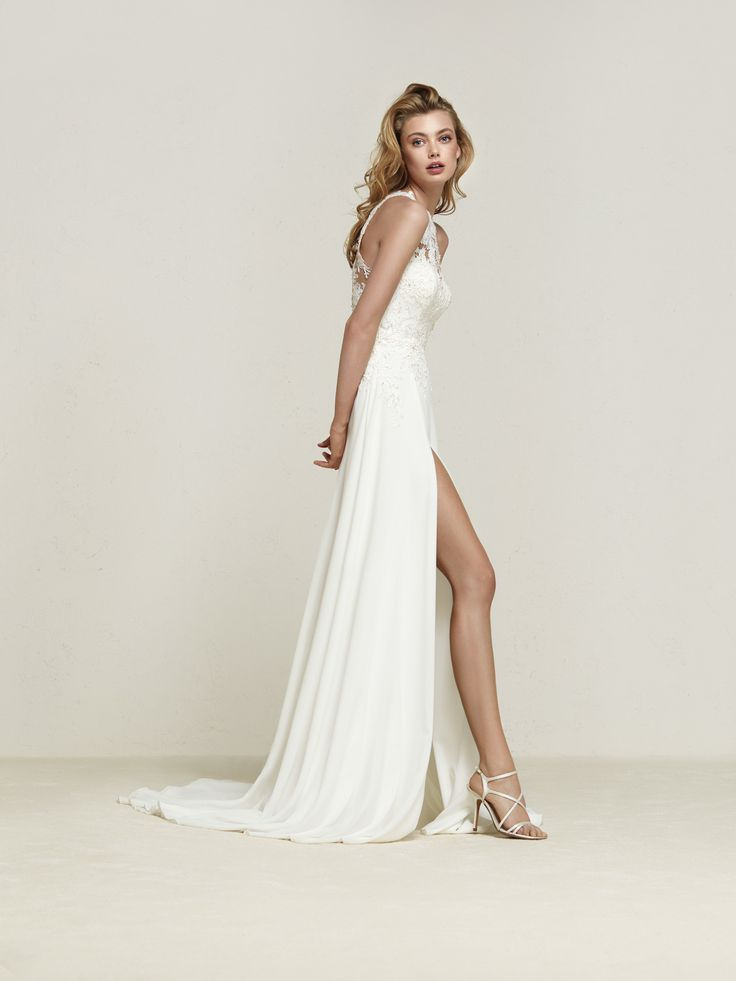 Dramis From Pronovias Is Available At Sincerely, The Bride Located In The  Vancouver, WA