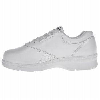 Propet Women's Vista Narrow/Medium/Wide Walker Sneakers (White Smooth)