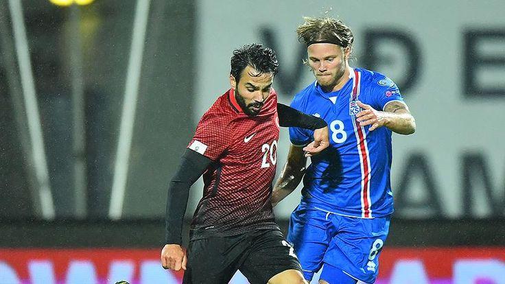 A Milli Futbol Takımı, 2018 FIFA Dünya Kupası Avrupa Elemeleri'nde yarın karşılaşacağı İzlanda ile şimdiye kadar yaptığı 10 maçın sadece 2'sini kazanabildi.