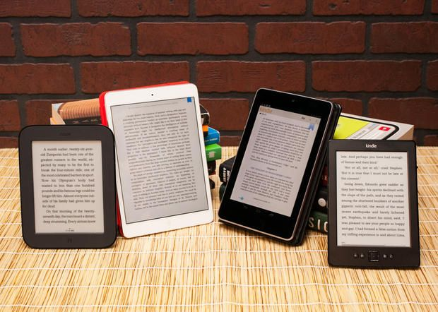 Kindle vs. Nook vs. iPad: Which e-book reader should you buy? CNET