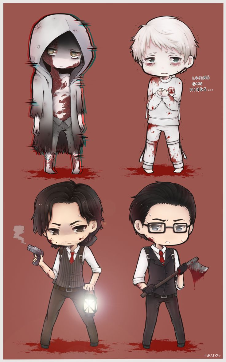 the evil within by NisoTheStrawberry