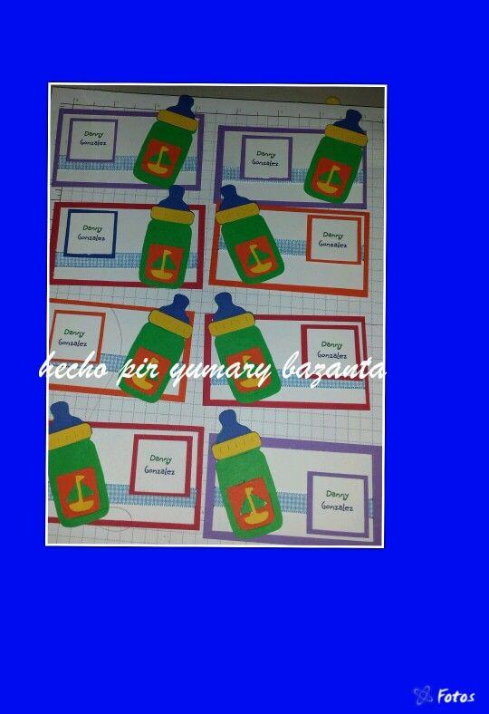 Tarjetas de niño,  personalizada