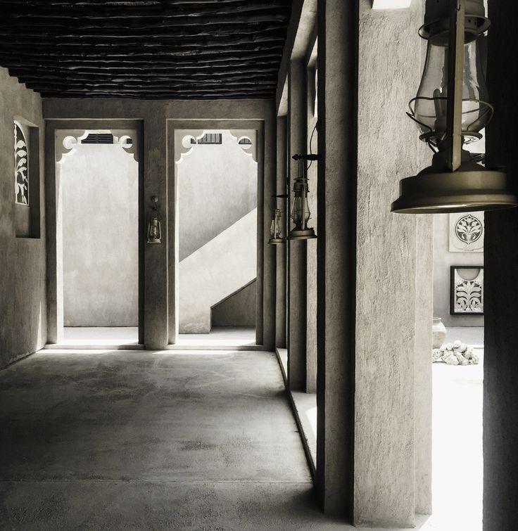 Part of old Dubai... #evishaindubai