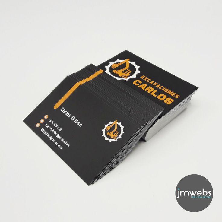 Servicios de diseño gráfico e impresión con envío incluido de tarjetas de visita. Medidas y formatos personalizados y con diseño exclusivo. Precios en: www.jmwebs.net o Teléfono 935160047