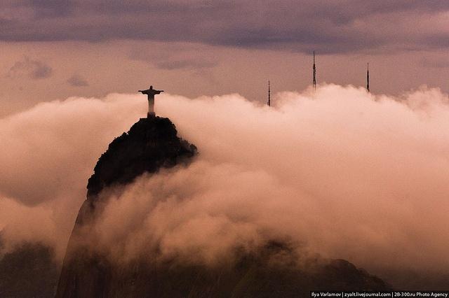 CORCOVADO Cristo Redentore (Cristo Redentor)