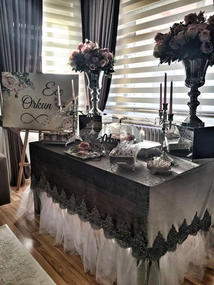 #Nişan masası