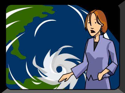 BRAIN POP lesson on Hurricanes