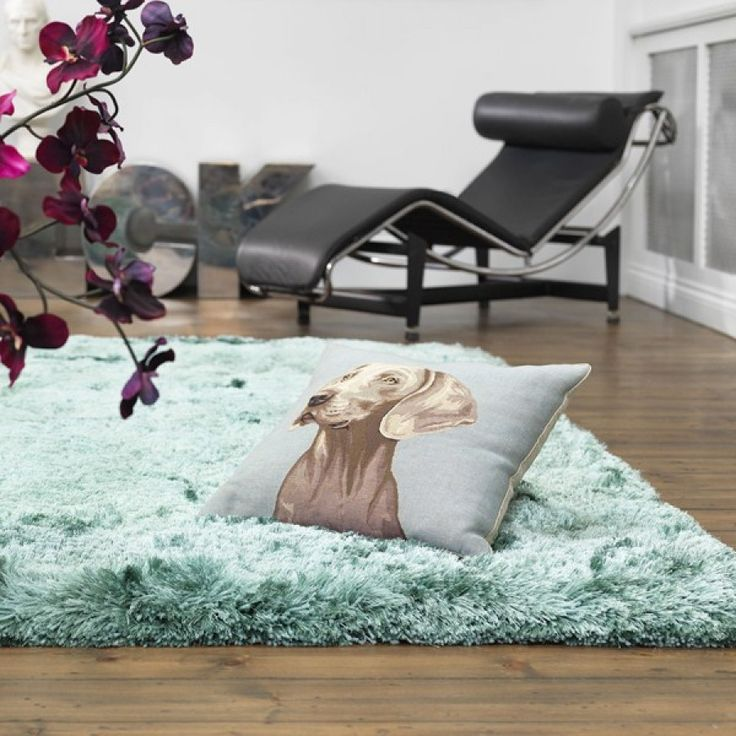 Plush Ocean Luxury Shaggy Polyester Rug by Asiatic Plush Ocean Luxury Shaggy Polyester Rugby Asiatic is a perfect match for your ocean themed décor. The rug comes with 100% polyester as its pile content which has a natural sparkling effect on it. This shaggy luxurious rug gives you the soft elegance to your feet.  #polyesterrugs #luxuriousrugs #shaggyrugs #blueshaggyrugs #blueshagrugs #handmaderugs #plainshaggyrugs #sparklerugs #sparkleshaggyrugs