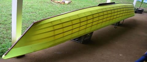 Canoe keels  How a Flat Bottom Canoe differs From Other