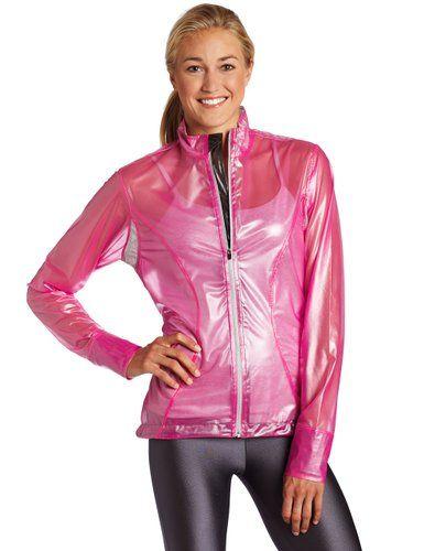 Pink Vinyl Jacket - Pl Jackets