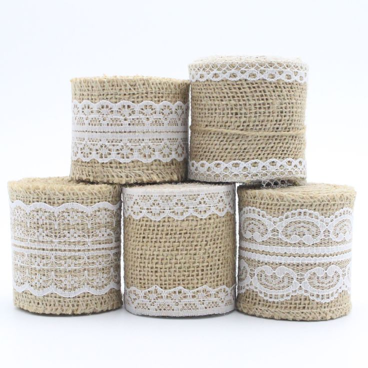 2m/lot  5-6cm Natural Jute Burlap Hessian Ribbon with Lace Trims Tape Rustic Wedding Decor Wedding Cake Topper 047005021 #clothing,#shoes,#jewelry,#women,#men,#hats,#watches,#belts,#fashion,#style