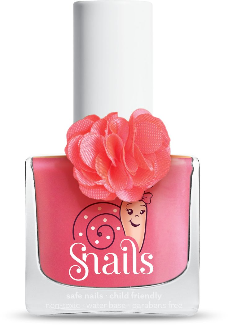 Fleur Collection- Rose : Who doesn't love pink? Spring is the season where the flowers blossom! Feel the snails sensation!