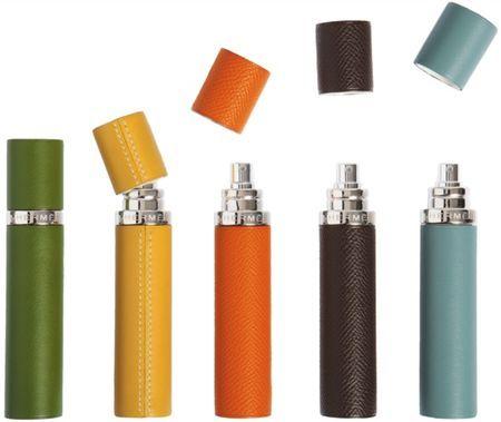 birkin style leather handbag - leather perfume atomizers - hermes   chic XXII   Pinterest ...